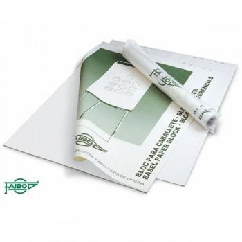 Bloc papel Pizarra Dequa 25h lisas con Caja individual 65x90cm