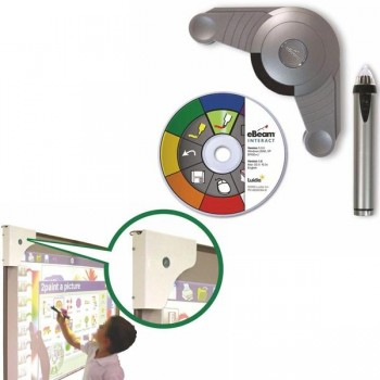 Dispositivo captador receptor para Pizarra interactiva e:beam