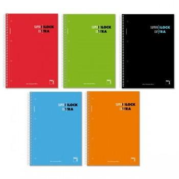 PACSA Cuaderno T.Contracol. S.SUPERBLOCK