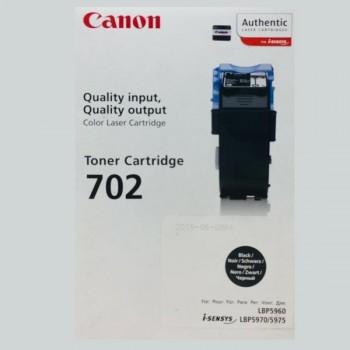 CANON toner laser CRG 702 original colores