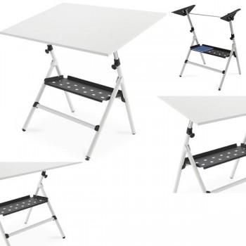 Tablero para estructura mesa dibujo RD-135 y RD-175 80x120 cm