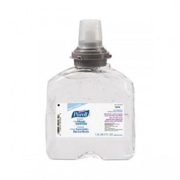 Gel hidroalcohólico 1.2l  para la higienización de las manos, contiene hidratantes y no tiene fragan