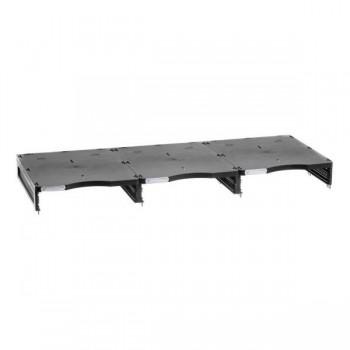 Ampliación válida para los modelos Archivodoc trio jumbo y estándar 36x90x13 color gris