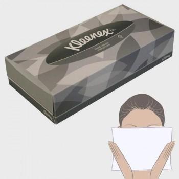 Pañuelos faciales Kleenex 100 servicios