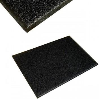 Felpudo de exterior 60x90cm color negro