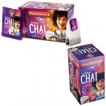 Pack 20 infusiones té Indian Chai