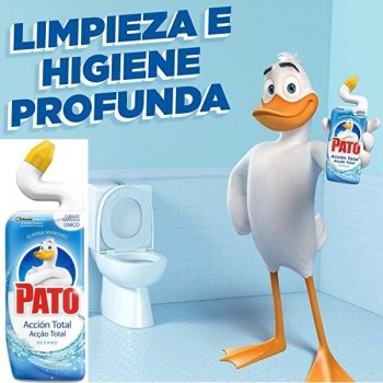 Pato Pato WC océano botella de 750ml