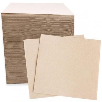 Bunzl Paquete 3000 servilletas biodegradables 20x20cm 2 capas