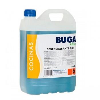 Garrafa desengrasante general concentrado buga gras sk-7 5l