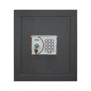 Caja seguridad electronica digital superficie e-912 40X35,4x31cm