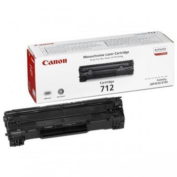 CANON toner laser CRG 712 negro original 1,5k