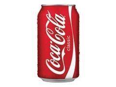 Lata coca cola normal 330 ml
