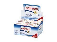 Estuche 50 sobres edulcorante natreen + 30 gratis 108 gr. granulado