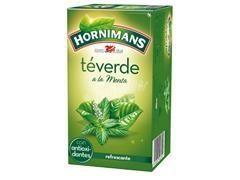 Caja 20 bolsas de té hornimans verde menta