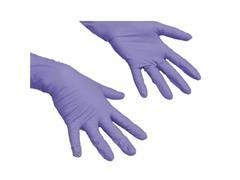 Caja 100 guantes semidesechable mediano