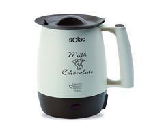 Calientaleches y chocolates con filtro anti-nata 1l