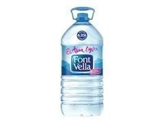 Garrafa agua Font Vella 6,25 litros