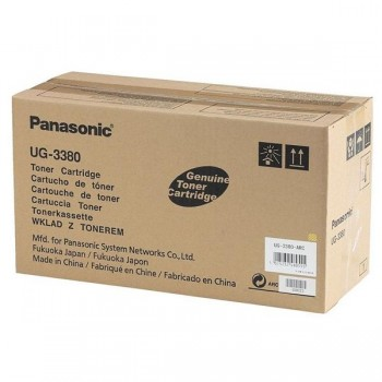 PANASONIC Toner laser UG3380 original 8k (UF580/5/590/5/5100/6100/5300)