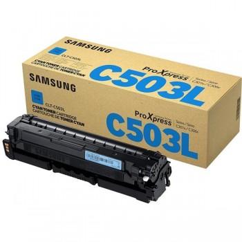 SAMSUNG Toner laser CLT-C503L CYAN original