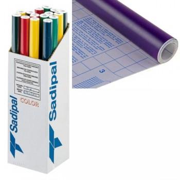 Rollo forro Libros autoAdhesivos 100 micras 0,50X3M lila