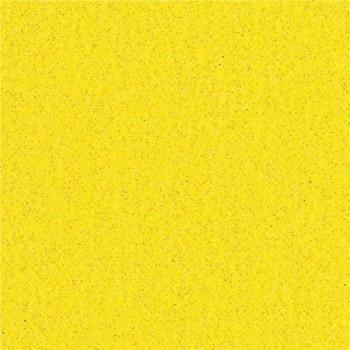 Bote 60 gr. pegamento purpurina fluorescente amarillo