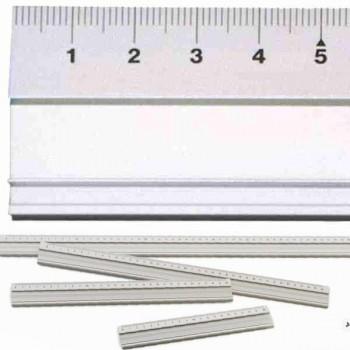 FAIBO Regla metalica aluminio 30cm