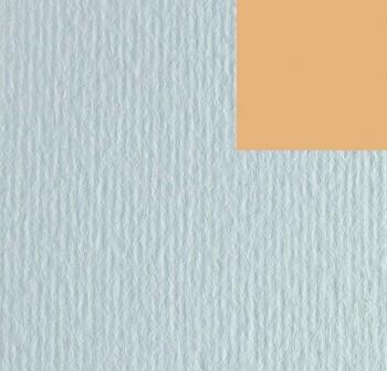 Cartulina texturizada con una superficie lisa y otra rugosa 220gr hoja 50x70cm color gamuza