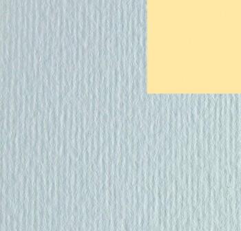 Cartulina texturizada con una superficie lisa y otra rugosa 220gr hoja 50x70cm color vainilla