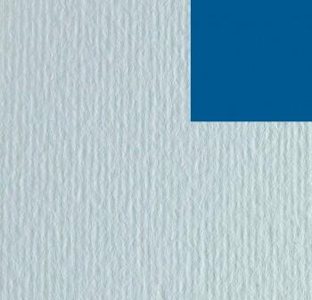 Cartulina texturizada con una superficie lisa y otra rugosa 220gr hoja 50x70cm color azul
