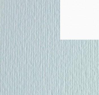 Cartulina texturizada con una superficie lisa y otra rugosa 220gr hoja 50x70cm color hielo