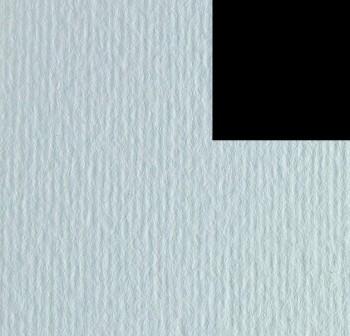 Cartulina texturizada con una superficie lisa y otra rugosa 220gr hoja 50x70cm color negro