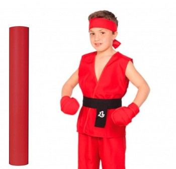 Material para disfraces Dressy Bond 0,8X25m rojo