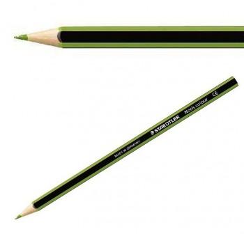 Caja 12 l pices de colores Staedtler noris club verde claro