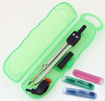 Compás con adaptador universal - color verde
