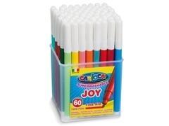 Caja schoolpack 60 rotuladores Joy