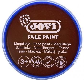 Jovi Estuche 5 botes maquillajeI Face Paint Jovi 20ml marrón