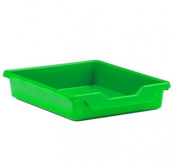 Tagar Gaveta polipropileno sencilla 7x31x37cm verde