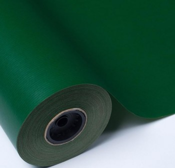 Sadipal Rollo papel kraft gama nefertiti 1x25m verde fuerte