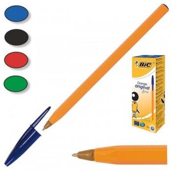 BIC Boligrafo naranja