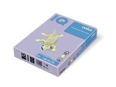 IQ Pack 500h papel color 80gr A4 lavanda