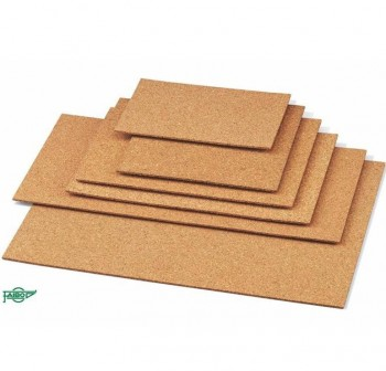 Plancha de corcho natural, 4mm, 20X30,