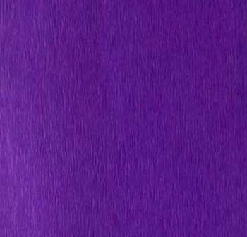 Rollo de papel crespon 0,5x2,50m  morado