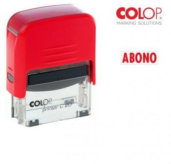 Sello automatico Colop abono printer 20