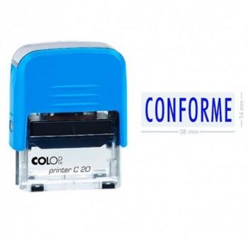 Sello automatico Colop conforme printer 20