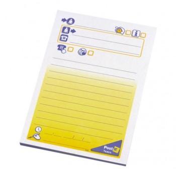 Bloc notas tareas para hacer Post-it 7691 102x149mm