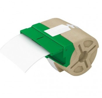 Cartucho de cinta continua de papel Leitz Icon 22m x 88mm de ancho blanco