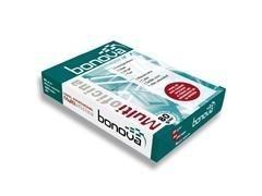 BONOVA Papel Din A4 80gr.Pack 500 hojas blanco