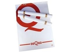 DEQUA Pack de 3 Block conferencia 60x90 25hojas LISO