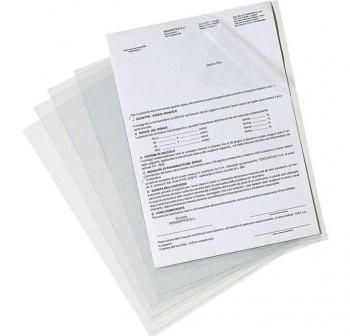 DEQUA Caja de 100 Dossier uñero PP A4 110 micras Dequa
