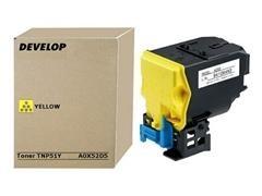 DEVELOP/MINOLTA Toner laser TNP-51Y amarillo original (5k)  INEO+3110